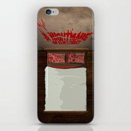 A Nightmare on ElmStreet iPhone Skin