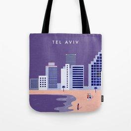 Tel Aviv Tote Bag