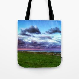 Last colours of the day Tote Bag