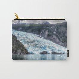 Portage Glacier - Alaska Carry-All Pouch
