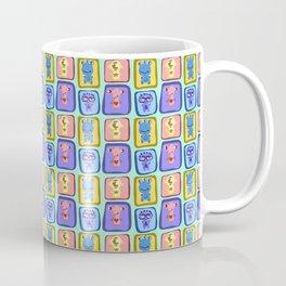 Super Cute Monsters Coffee Mug