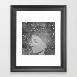 Dream Weaver Framed Art Print