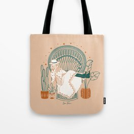 Texas Bohemia Tote Bag