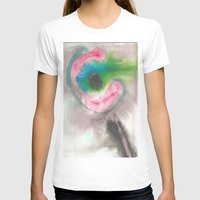 guitar T-shirts featuring guitar by Ale Pinto Soffia