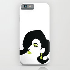profile - green iPhone 6s Slim Case