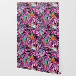 Floral abstract 84 Wallpaper