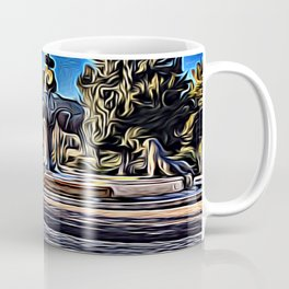 King's Fountain Coffee Mug