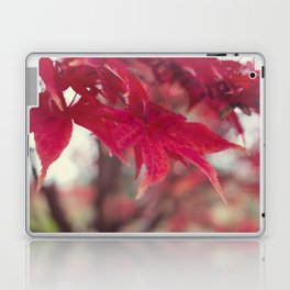 Fire Red Laptop & iPad Skin