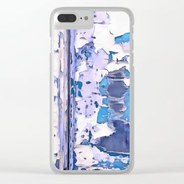Clevedon Clear iPhone Case