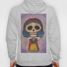Blanca Nieves Day of the Dead Hoody