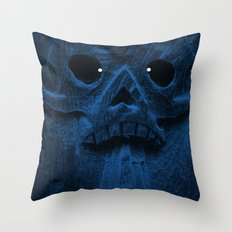 Rouen Aître Saint Maclou Throw Pillow