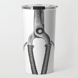 Embroidery Shears  Travel Mug