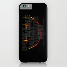 don't wake what's inside me! Slim Case iPhone 6s