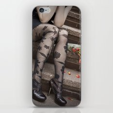The Waiting iPhone & iPod Skin