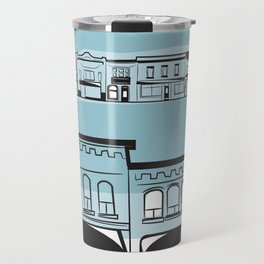 Quebec St Travel Mug