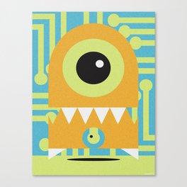 NANOBOT Canvas Print