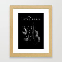 The Invisibles (With Title) Framed Art Print