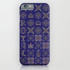 Royal [pattern] iPhone 6s Slim Case