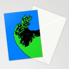 wave rider no.2 Stationery Cards