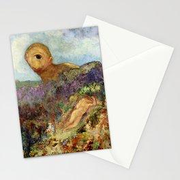 "Odilon Redon ""The Cyclops"" Stationery Cards"