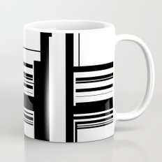 Mondrian inspired design  Mug