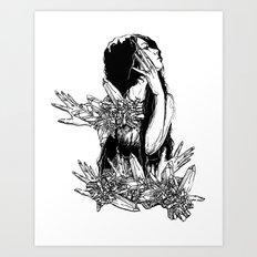 Aversion Art Print