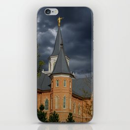 Provo City Center Temple iPhone Skin