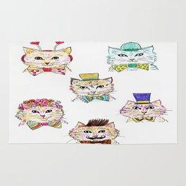 Kitties Galore Rug