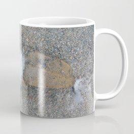 Soft Gentle Wandering Feather Coffee Mug