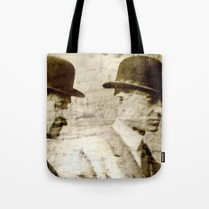 The Wright Brothers Tote Bag