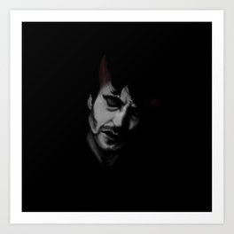 Will Graham, Demon Art Print