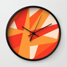 Aprikola Wall Clock