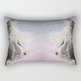 GeometriCat Rectangular Pillow