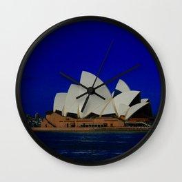 Sydney Blues-I've Got 'Em DPG151009b Wall Clock