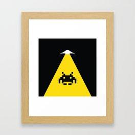 Invaders! Framed Art Print