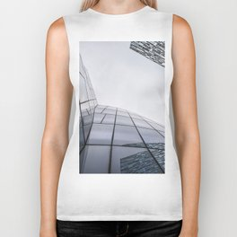 Modern architecture buildings in New York City Biker Tank