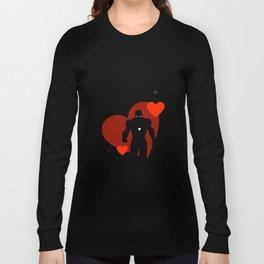 ManInUniform: IronMan Long Sleeve T-shirt