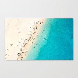 Mediterranean Dreams Canvas Print
