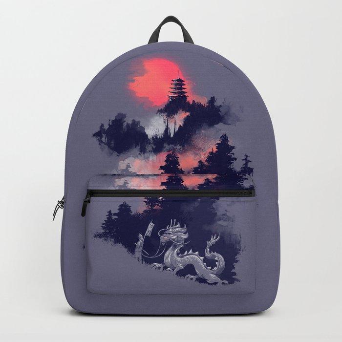 Samurai's life Backpack