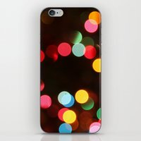 bokeh iPhone & iPod Skins featuring Bokeh by TimH