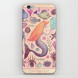 Little Mermaid iPhone Skin