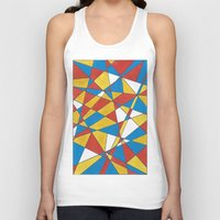 glass Tank Tops featuring GLASS by Lauren