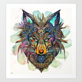 Aligning Hearts Art Print