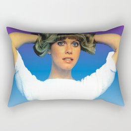 Olivia Newton-John - Don't Stop Believing Rectangular Pillow
