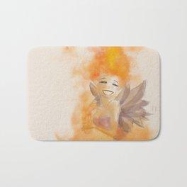 Fire fairy 2 Bath Mat