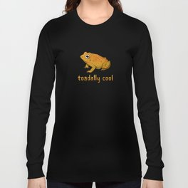 Toadally Cool Psychedelic Toad Long Sleeve T-shirt