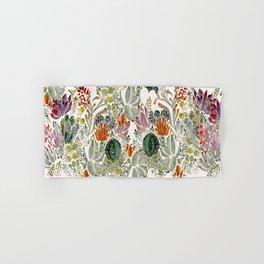 Succulents  Hand & Bath Towel