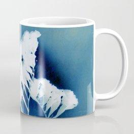 Blue Strawflower Coffee Mug