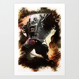 League of Legends BLITZCRANK Art Print