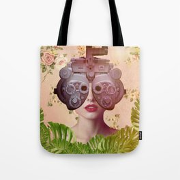 Optical Lust Tote Bag